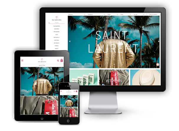 Mobile Responsive Design | Linked Retail B2B Ecommerce Solutions